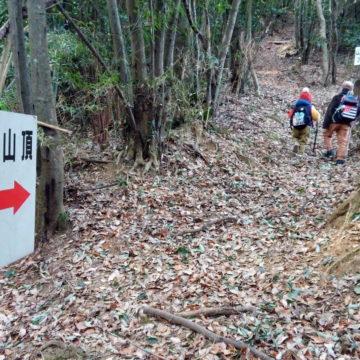 もっとも身近な登山。伊賀の雨乞山に登ってみました。