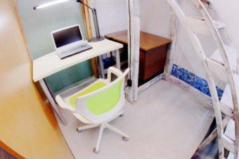 月額1.2万円のミニオフィススペースの新提案!